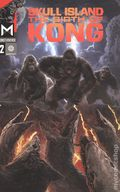 Kong Skull Island Official Comic Series (2017) 2