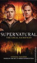Supernatural The Usual Sacrifices PB (2017 A Titan Books Novel) 1-1ST