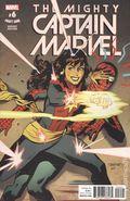 Mighty Captain Marvel (2016 Marvel) 6B