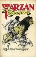 Tarzan and the Golden Lion HC (1923 An A. C. McClurg Novel) 1st Edition 1-1ST
