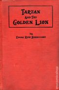 Tarzan and the Golden Lion HC (1923 A Grosset & Dunlap Novel) 1st U.S. Edition 1N-1ST