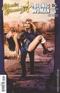 Wonder Woman '77 Meets the Bionic Woman (2016 Dynamite) 5A