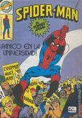 Spider-Man (Mexican Series 1980-1982 Editorial Bruguera) 43 (68-69)