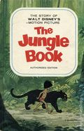 Story of Walt Disney 's Motion Picture The Jungle Book HC (1967 Whitman) 1-1ST