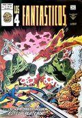 Fantastic Four (1977 Los 4 Fantasticos) Spanish Series Vol 3 28 (49-50)