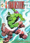 Fantastic Four (1977 Los 4 Fantasticos) Spanish Series Vol 3 13 (24-26)