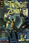 Twilight Zone (1962 1st Series Dell/Gold Key) 26B