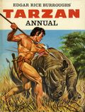 Tarzan Annual HC (1959-1979 Western Publishing) UK #1969