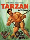 Tarzan Annual HC (1959-1979 Western Publishing) UK #1970