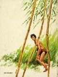 Tarzan Annual HC (1959-1979 Western Publishing) UK #1971