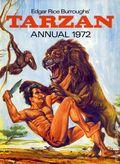 Tarzan Annual HC (1959-1979 Western Publishing) UK #1972