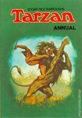 Tarzan Annual HC (1959-1979 Western Publishing) UK #1975