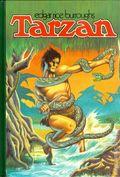Tarzan Annual HC (1959-1979 Western Publishing) UK #1978