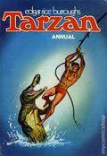 Tarzan Annual HC (1959-1979 Western Publishing) UK #1977