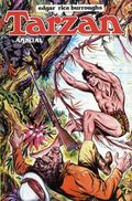 Tarzan Annual HC (1959-1979 Western Publishing) UK #1980
