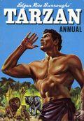 Tarzan Annual HC (1959-1979 Western Publishing) UK #1962