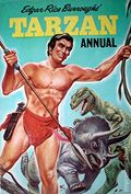 Tarzan Annual HC (1959-1979 Western Publishing) UK #1966