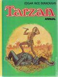 Tarzan Annual HC (1959-1979 Western Publishing) UK #1976