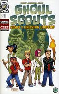 Ghoul Scouts Night of the Unliving Undead (2016) 1C2E2