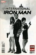 International Iron Man (2016) 1C2E2