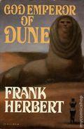 God Emperor of Dune HC (1981 A Putnam Novel) 1B-1ST