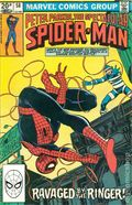 Spectacular Spider-Man (1976 1st Series) UK Edition 58UK