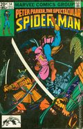 Spectacular Spider-Man (1976 1st Series) UK Edition 54UK