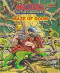 Masters of the Universe Maze of Doom HC (1985 Western) A Golden Book 1-1ST