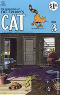 Adventures of Fat Freddy's Cat (1977-1992 Rip Off Press) #3, 2nd Printing