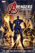 Avengers Omnibus HC (2017 Marvel) By Jonathan Hickman 1-1ST