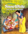 Disney's Snow White and the Seven Dwarfs HC (1984 Random House) A Little Golden Book 103-70