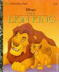 Disney's The Lion King HC (1994 Random House) A Little Golden Book 107-93