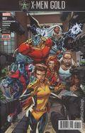 X-Men Gold (2017) 7A