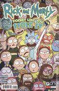 Rick and Morty Pocket Like You Stole It (2017 Oni) 1A