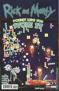 Rick and Morty Pocket Like You Stole It (2017 Oni) 1B