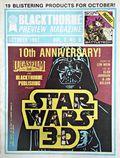 Blackthorne Preview Magazine Vol. 3 (1987) 9