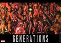 Generations Poster (Marvel 2017) ITEM#01