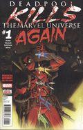 Deadpool Kills the Marvel Universe Again (2017) 1A