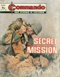 Commando War Stories in Pictures (1961 D. C. Thomson Digest) 884