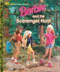 Barbie and the Scavenger Hunt HC (1996 Random House) A Little Golden Book 1-1ST