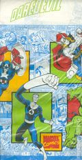 Marvel Comics Party Accessory (1995 Hallmark) ITEM#04