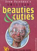 American Beauties and Cuties Trading Cards (1995 Kitchen Sink Press) ITEM#1