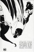 Batman Noir: Dark Victory HC (2017 DC) 1-1ST