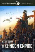 Hidden Universe Travel Guides: Star Trek Qo'noS and the Klingon Empire SC (2017 Insight Editions) 1-1ST