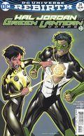 Hal Jordan and The Green Lantern Corps (2016) 24B