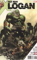 Old Man Logan (2016 Marvel) 26A