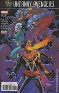 Uncanny Avengers (2015 Marvel 3rd Series) 25A