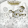 Serenity Firefly Class 03-K64 SC (2016 Dark Horse) Adult Coloring Book 1-REP