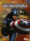 Captain America the First Avenger Annual HC (2011 Panini) 1-1ST
