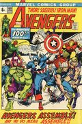 Avengers (1963 1st Series) UK Edition 100UK
